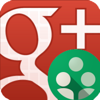 Google+ Community badge