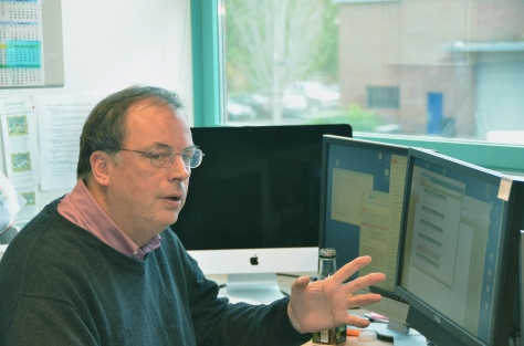 Bob Hughes, Dept Chair CTEC, Clark College Vancouver, WA