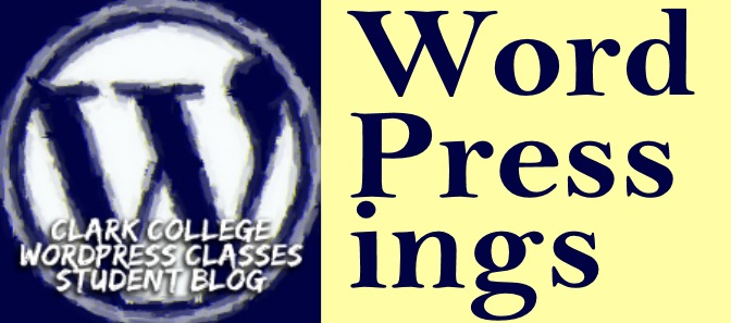 ClarkWP Word Pressings - commentaries and general tutorials.