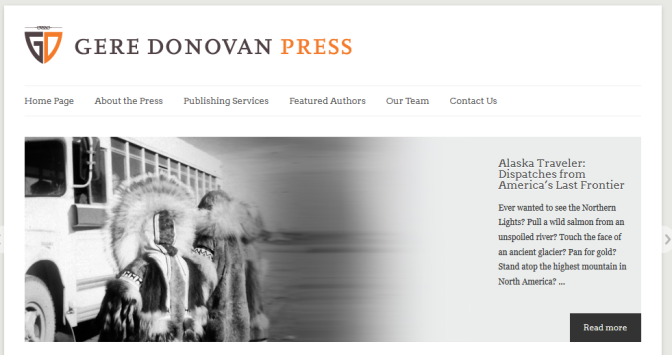 Gere Donovan Press Site.