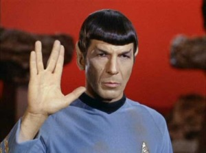 spock greeting