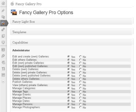 Fancy Gallery Pro
