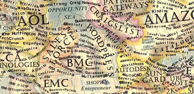 Can You Find WordPress on the Map?