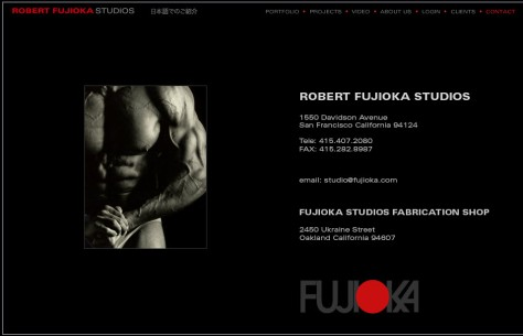 robert fukioka contact page