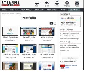 stearns portfolio