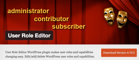"A WordPress plugin for user role editor that allows ""unfiltered"" HTML code."