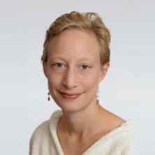A portrait of WordPress Web Designer, Jocelyn Muzak.